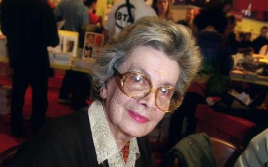 French poet Andree Chedid dies in Paris
