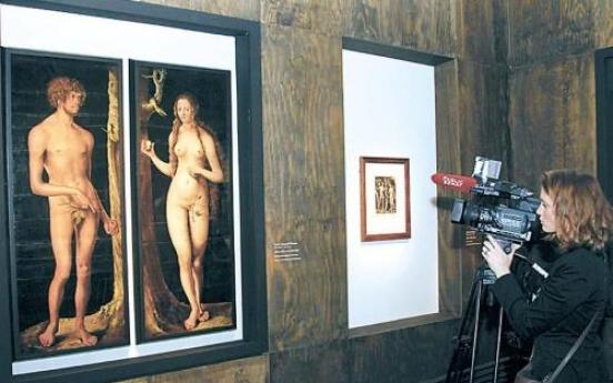 Paris exhibit spotlights German master Cranach
