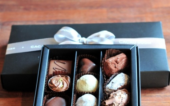 Sweets for the sweet: Artisanal chocolates for Valentine's Day
