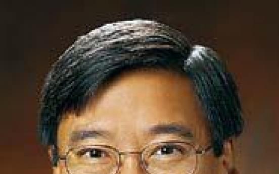Merck exec gets POSTECH honorary Ph.D.