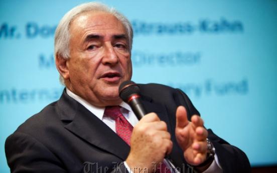 IMF calls for global monetary reform