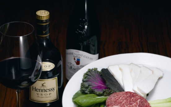 Rose Hill boasts luxury service for galbi and matching wine