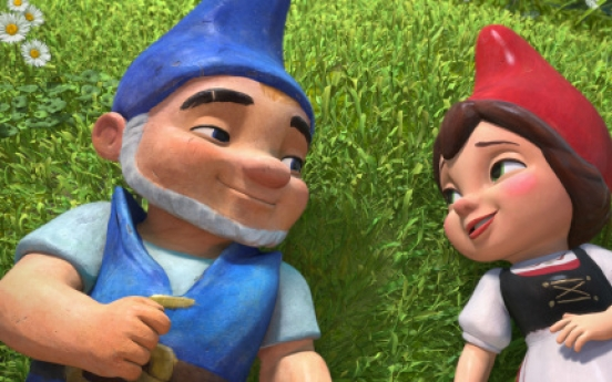 Elton John takes surprising turn with 'Gnomeo & Juliet'
