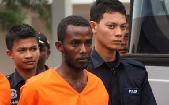 Pirates face death penalty in Malaysia