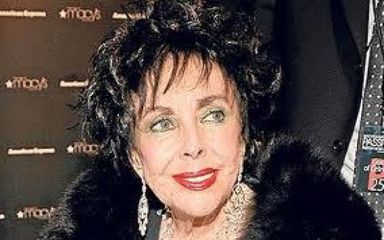 Liz Taylor treated for congestive heart failure