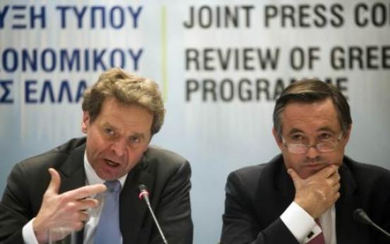 Greece blasts demand on asset sale