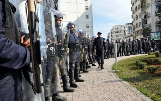Clashes in Algeria as opposition plans new protest