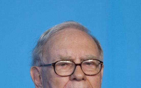 Buffett to visit Korea in March
