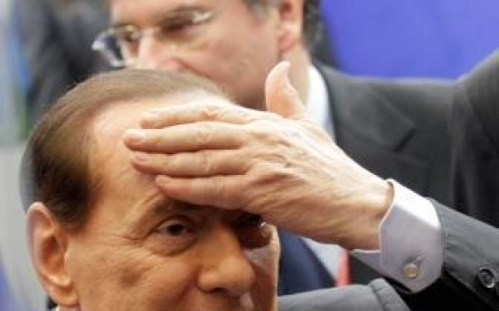 Italy's Berlusconi indicted in prostitution probe