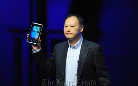 HTC may offer larger tablets to rival Apple, Samsung, CEO says