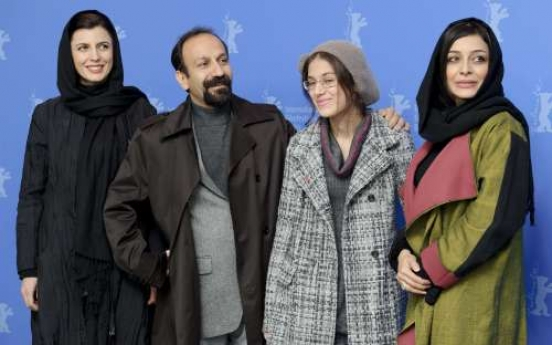 Iranian drama cheered at Berlin fest