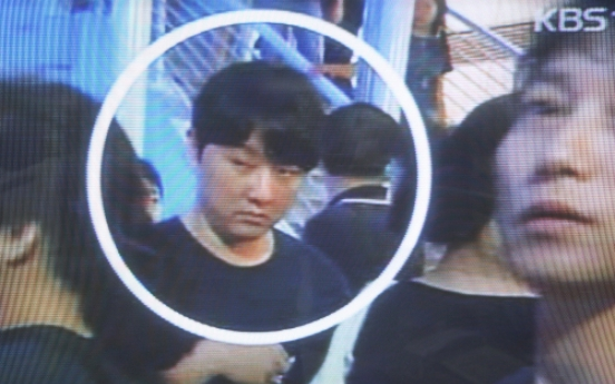 Kim's second son spotted at rock concert in Singapore