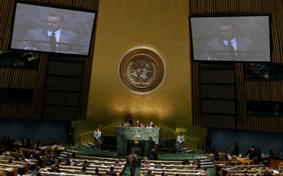 U.N. report says S. Korea restricts freedom of speech