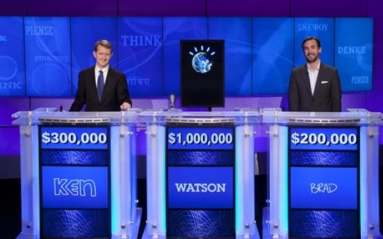 Computer creams 'Jeopardy!' champs