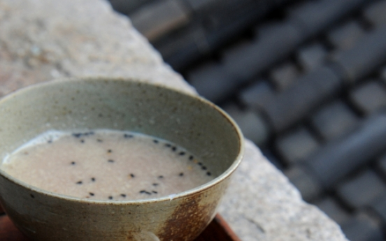 Korean teas, not just green