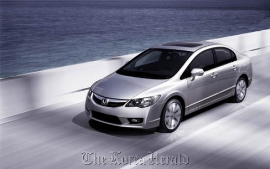 Honda sweetens deal for Civic