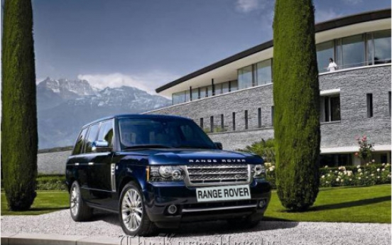 Range Rover Vogue hits local market