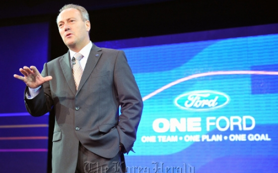 Ford teams up with Sollers in Russia