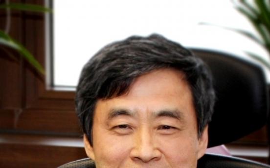 Ahn to head Chung-Ang University
