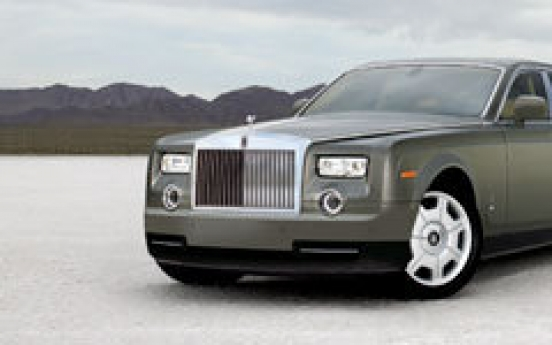 Rolls-Royce develops all-electric phantom