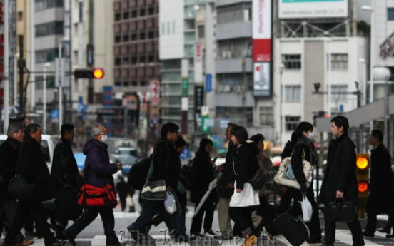 Moody's cuts outlook for Japan credit rating