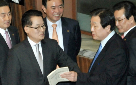 DP refuses talks on constitutional revision