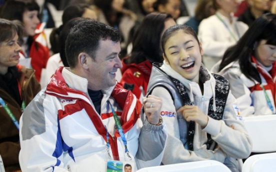 Orser coming to Korea for first time since split