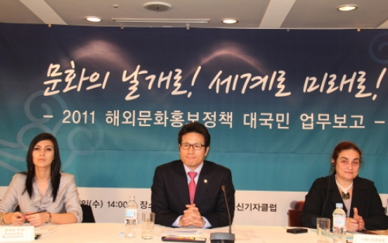 Korea urged to promote culture more subtly