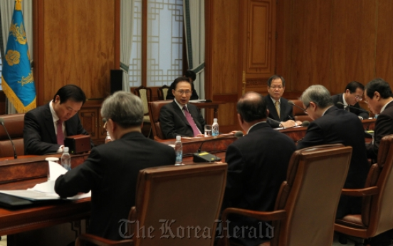 Seoul seeks to limit Mideast fallout