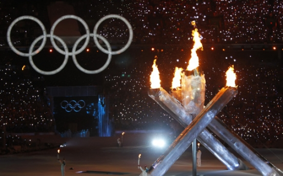 Olympic torch may travel into space