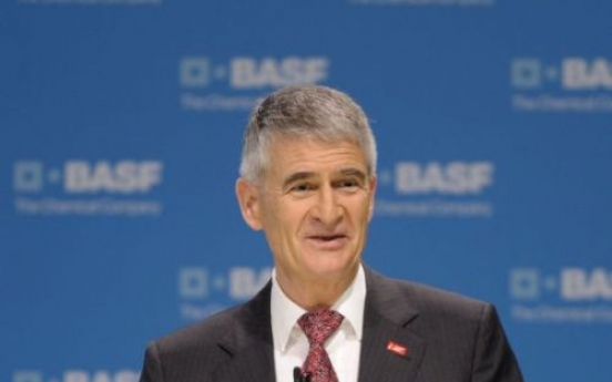 BASF to invest $3.1 billion in Asia by 2015