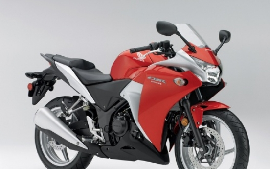 Honda opens orders for CBR250R