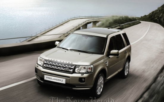 2011 Freelander 2 hits local market