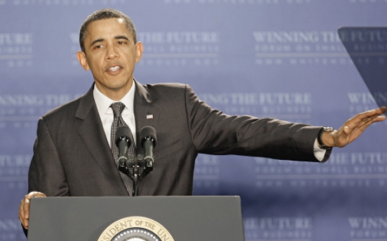 Obama says Gadhafi must leave now