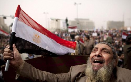 Egypt proposes competitive presidential poll