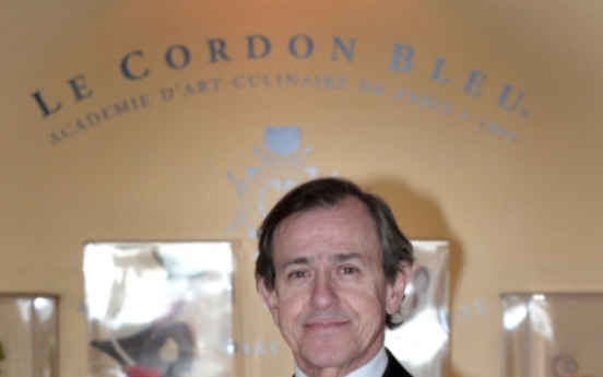 Cointreau wants hansik course for Le Cordon Bleu's Korean campus