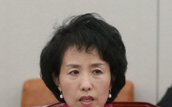 Korean lawmaker moves permanent address to Dokdo
