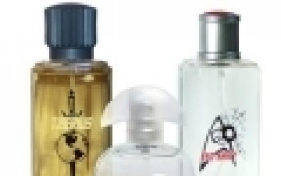 Assorted strangest fragrances you've never smelled before