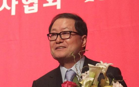Shin elected new KBA president