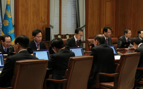 'Lee to stay away from constitutional revision'