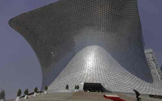 Mexico's Slim reveals new art museum
