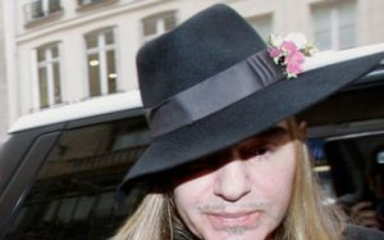 Fashion provocateur Galliano sacked by Dior