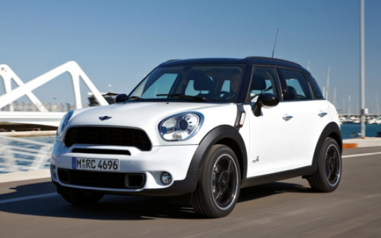 BMW introduces new Mini Countryman in S. Korea