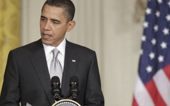 Obama hopes Egypt will follow S. Korea's suit for democratization