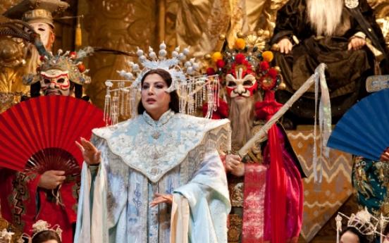 Walkerhill launches brunch with N.Y. Met Opera films