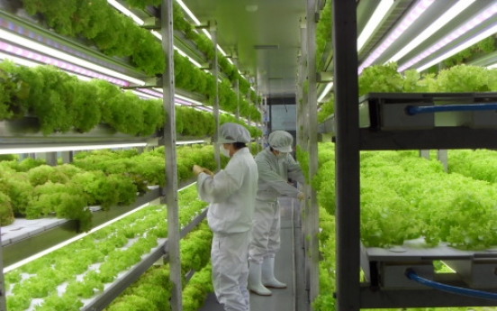 Technology breathes new life into farming
