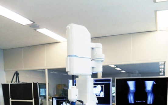Hyundai Heavy develops robot for joint surgery