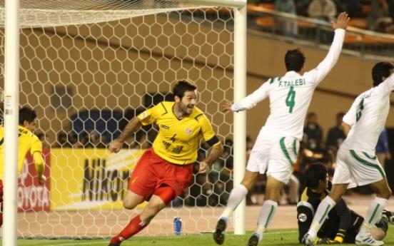 Ognenovski sets bigger goals