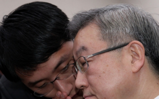 Cover-up suspected in consuls' scandal