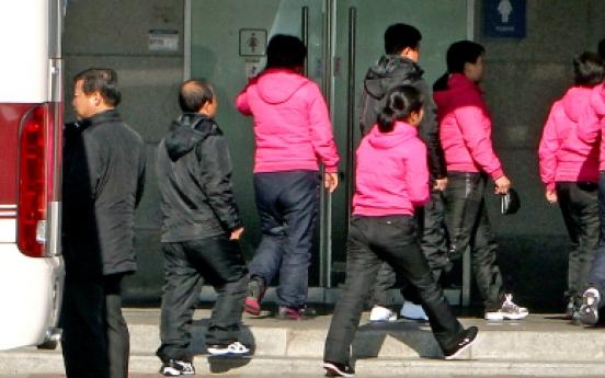 Seoul again urges N.K. to receive its citizens